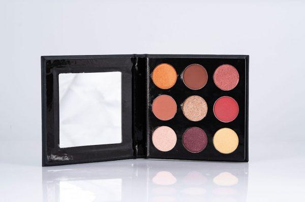 Everyday Eyeshadow Palette (inside)